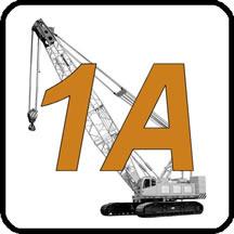 1A Derricks/Lattice Cranes Continuing Ed for MA HE Lic