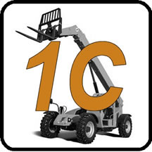 1C - Forklift License Prep