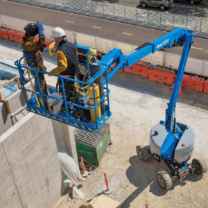 Mobile Elevating Work Platform Operator Safety Training